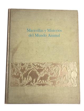 Libro Maravillas y Misterios del Mundo Animal Medidas: 25 cm x 13 cm