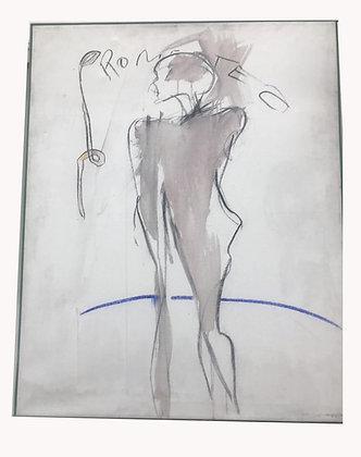 Cuadron Prometeo de Melcom Medidas: 100 x 81 cm