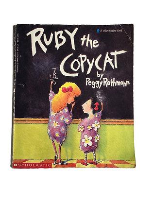 Libro Ruby The Copycat.