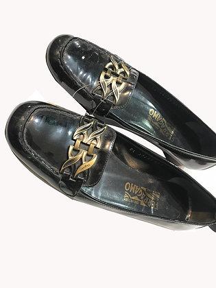 Zapatos Ferragamo Talle: 7 1/2