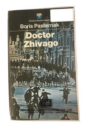 Libro Doctor Zhivago Medidas: 17 cm x 12 cm