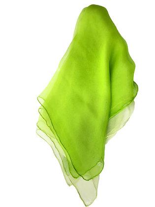 Pañuelo de seda Medidas: 85 x 150 cm