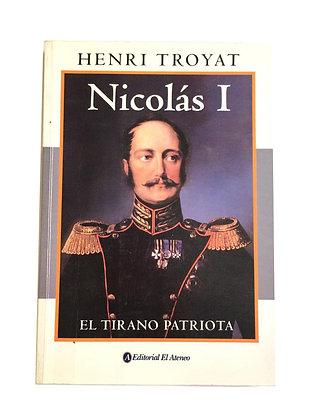 Libro Nicolás I Medidas: 23 x 16 cm