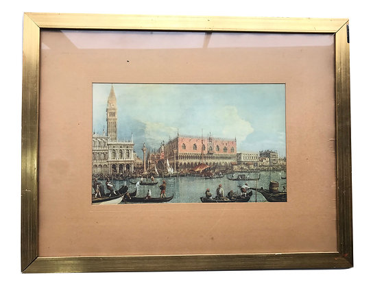 Cuadro Venecia Medidas: 40 x 35 cm aprox