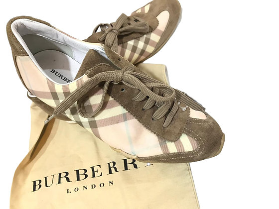 Zapatillas Burberry Talle: 37