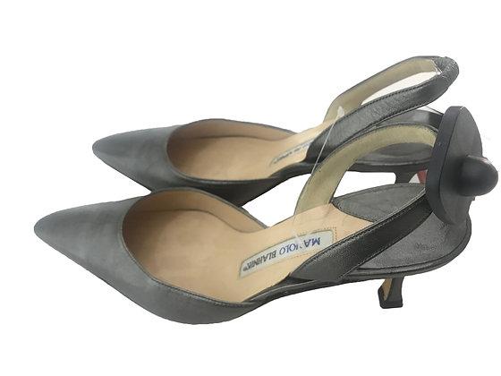 Zapatos Manolo Blahnik Talle: 37 1/2
