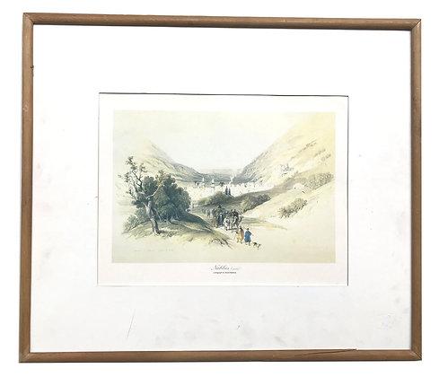 Cuadro Nablus Medidas: 51 x 58 cm