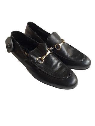 Zapatos mocasines Pascucci Talle: 39 con abrigo, hebillas doradas