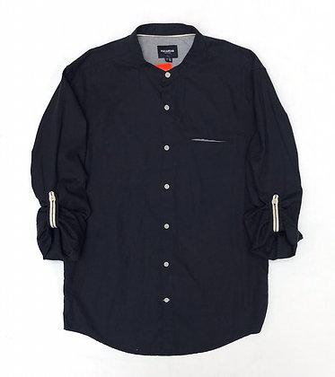 Camisa  Pull & Bear cuello mao Talle: L