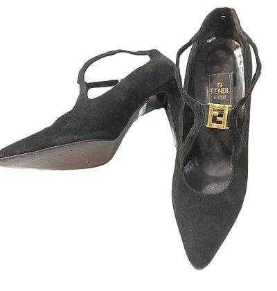 Zapatos Fendi Talle: 8 1/2