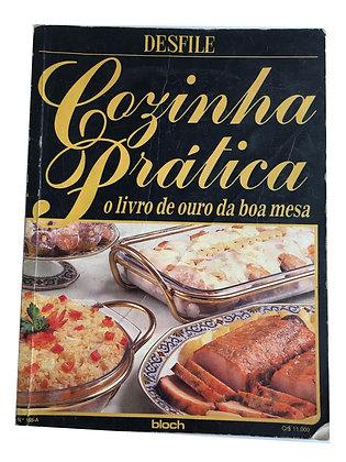 Libro Cozinha Practica Medidas: 21 x 17 cm aprox