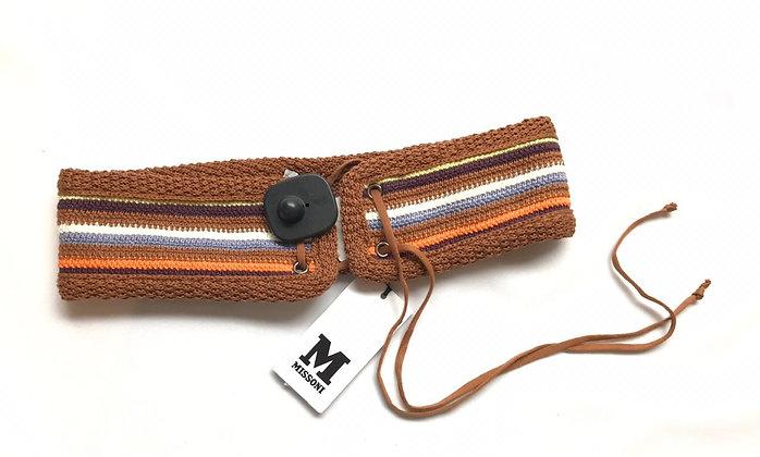 Cinturón faja Missoni Medida: 72 cm