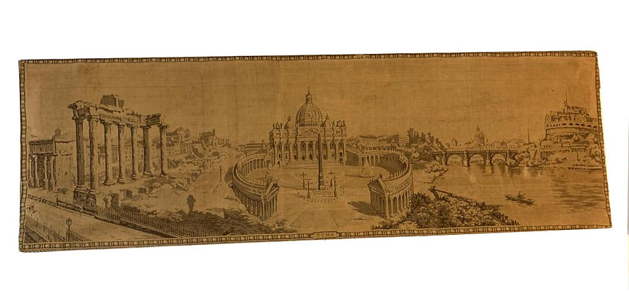 Tapiz Roma Medidas: 120 cm x 60 cm aprox.