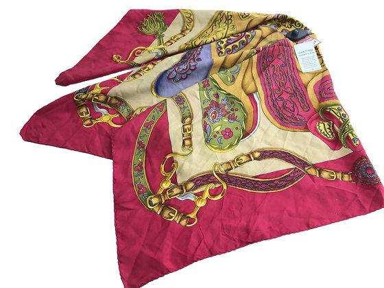Pañuelo Hermes Medidas: 90 x 90 cm