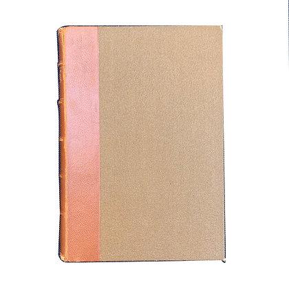 Libro Los Onas Medidas: 13 cm x 15 cm aprox.