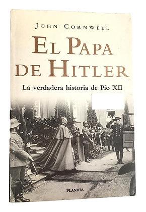 Libro El Papa de Hitler.