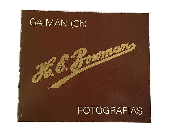 Libro H. E Bowman Medidas:  17 cm x 13 cm