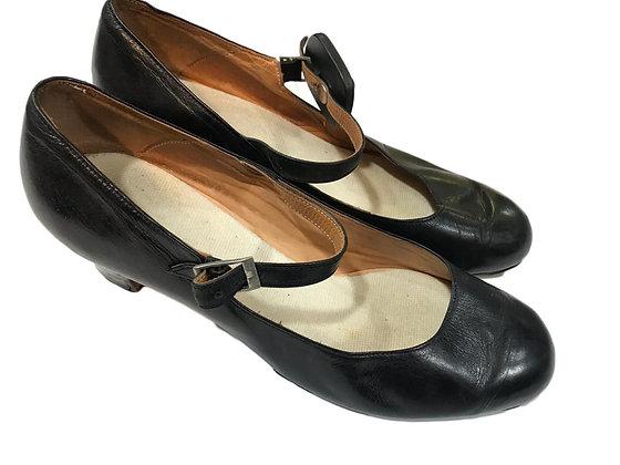 Zapatos Flamenco Talle: 8