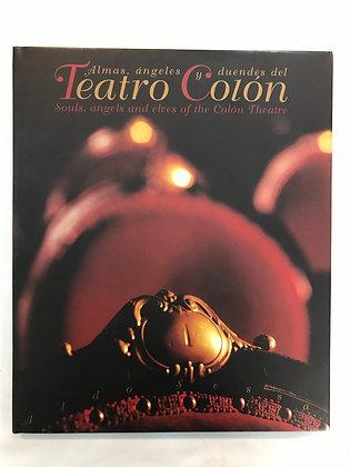 Libro Almas, ángeles y duendes del Teatro Colón