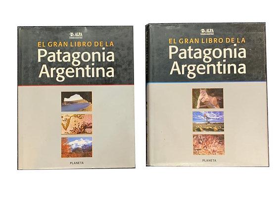 Libro El gran libro de la Patagonia Argentina