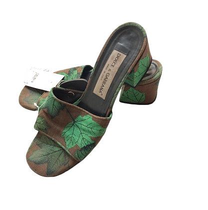 Sandalias Dolce & Gabbana Talle: 38