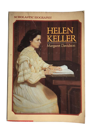 Libro Helen Keller Medidas: 15 x 10 cm aprox