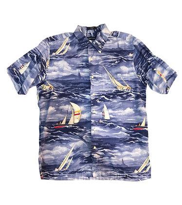 Camisa Nautica Talle: M