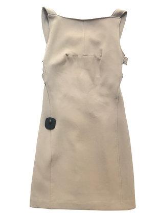 Vestido Cavalli Talle: 38 con detalle escotado en espalda