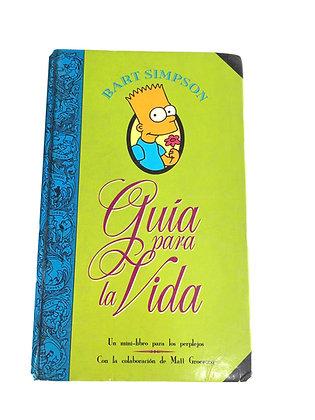 Libro Guía Para La Vida Bart Simpson