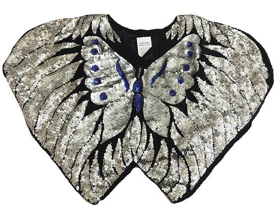 Blusa de mariposa Talle: 42