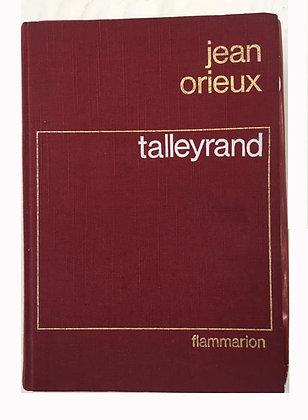 Libro Talleyrand Idioma: francés.