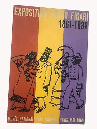 Cuadro Exposition Pedro Figari Medidas: 64 X 49 cm