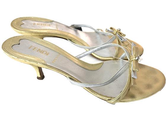 Zapatos Fendi Talle: 37
