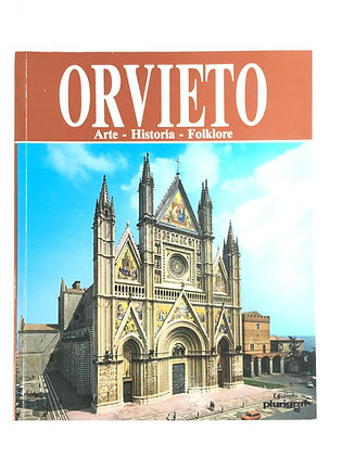 Libro Orvieto Medidas: 21 x 17 cm aprox