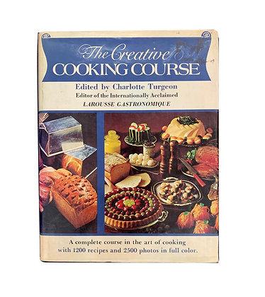 Libro The creative Cooking Course