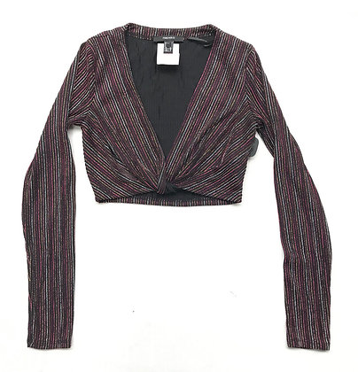 Crop Top Forever 21 Talle: S