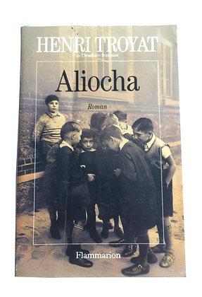 Libro Aliocha Medidas: 20 x 15 cm aprox