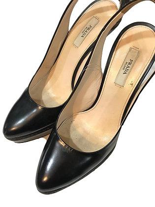 Zapatos Prada Talle: 38