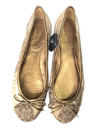 Zapatos Coach Talle: 40/41