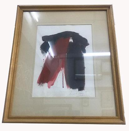Cuadro Monio de Roux Medidas: 47x 58 cm