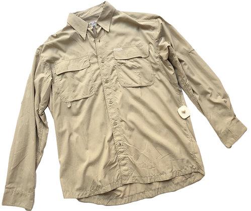 Camisa Columbia Talle: M