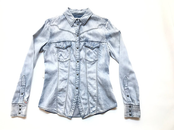 Camisa de jean Diesel Talle: M