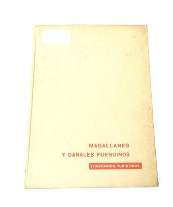 Libro Magallanes y Canales Fueguinos