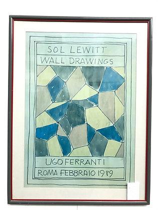 Cudro Wall Drawings Medidas: . 690 x 70 cm. aprox
