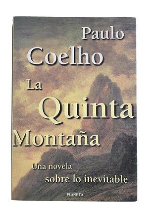 Libro La Quinta Montaña Medidas: 25 x 15 cm aprox