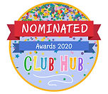 Nominated Digital Badge - Club Hub Award