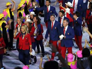 Ceremonia inaugural de los JJOO