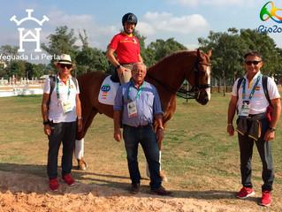 Último entrenamiento antes del Gran Premio en Rio 2016
