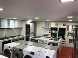 Exposição electrodomésticos