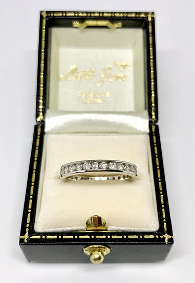 18ct Eternity Ring